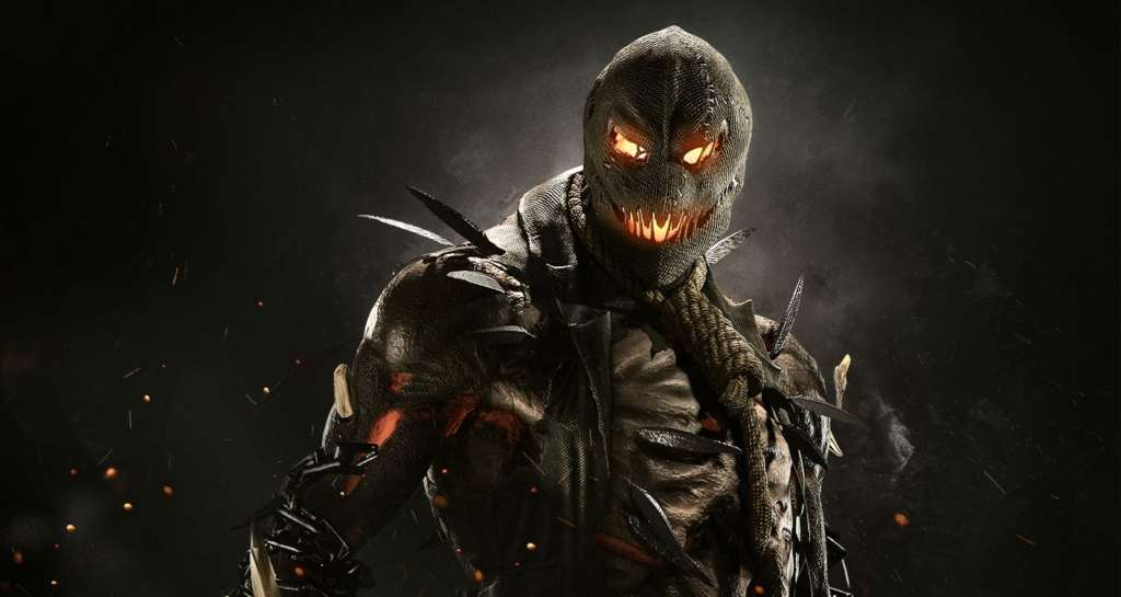 Injustice 2's Newest Trailer is All About Scarecrow
