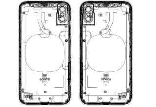 iPhone 8 schematics leaked