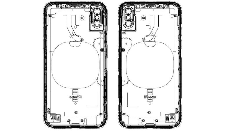 iPhone 8 schematics leaked