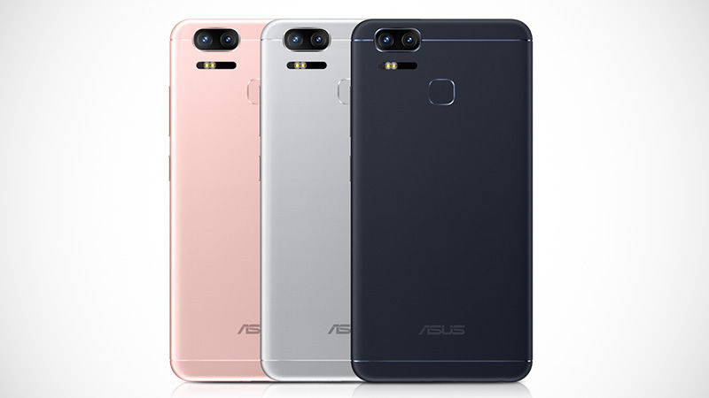 The camera-phone ZenFone ASUS Live got the price in rubles