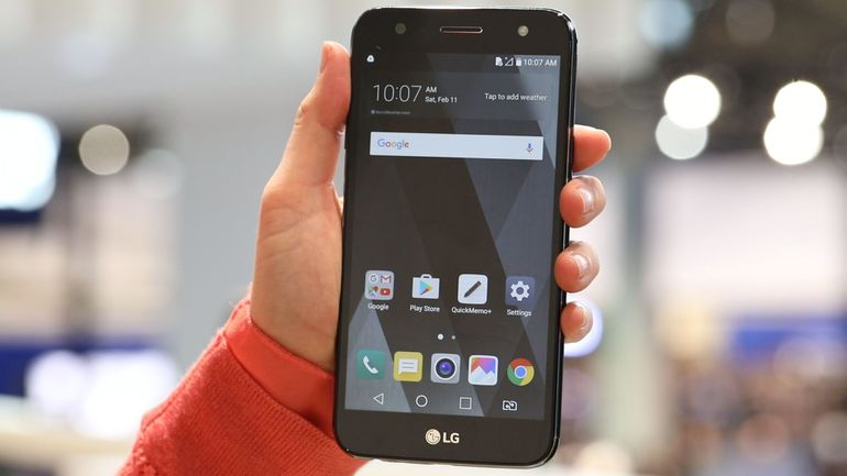 LG X Power2 to begin shipping globally this month