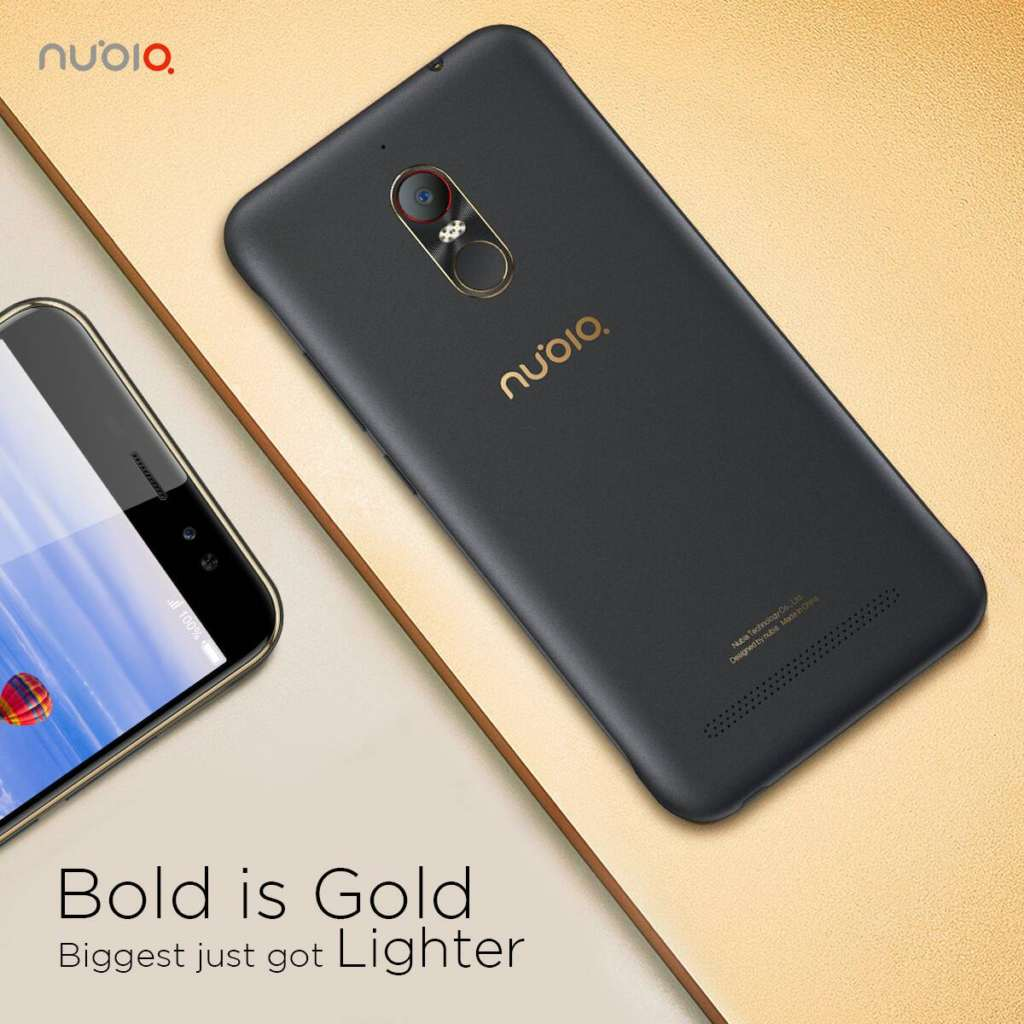Nubia N1 Lite goes on sale in India for Rs. 6999