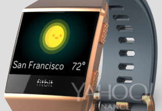 the new fitbit smartwatch Higgs