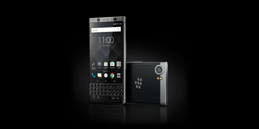 The exquisite KEYone