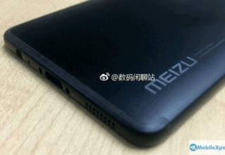 meizu pro 7 leaked picture
