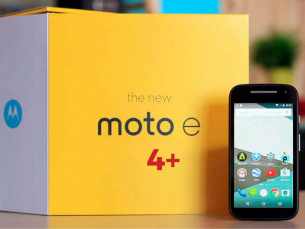 Moto E4 Plus TO Launch in India Soon