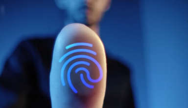 Vivo Under Display Fingerprint