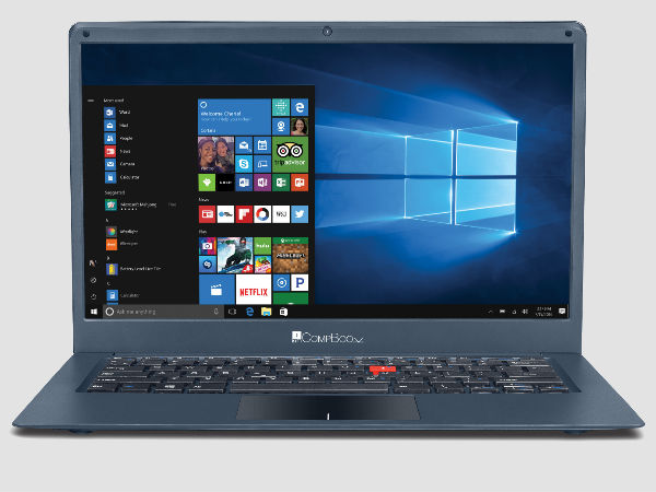 iBall CompBook
