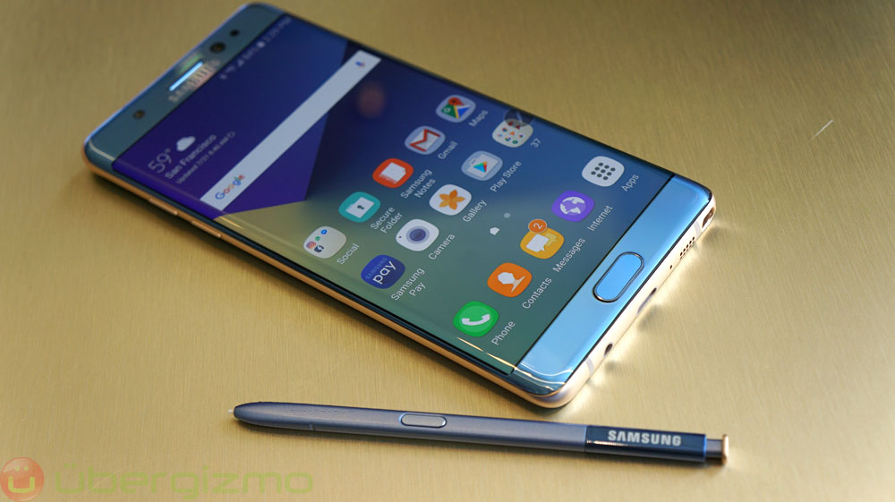 Samsung Galaxy Note 8 key specs leaked online
