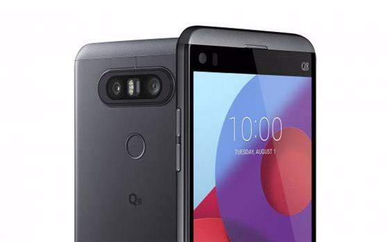 LG Q8 Smartphone Gets Official
