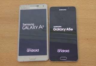 Samsung Galaxy A5 & Samsung Galaxy A7