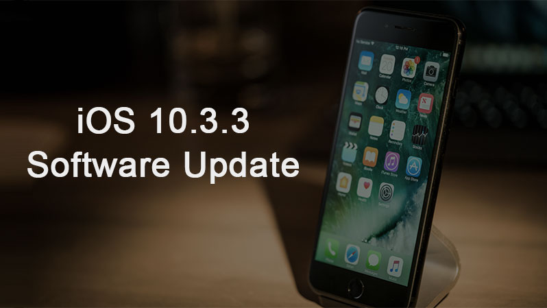 Apple iOS 10.3.3 Update Closes Broadpwn Exploit