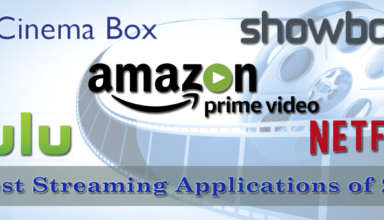5 Best Streaming Applications