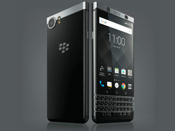 BlackBerry, Optiemus unveil the first smartphone after partnership