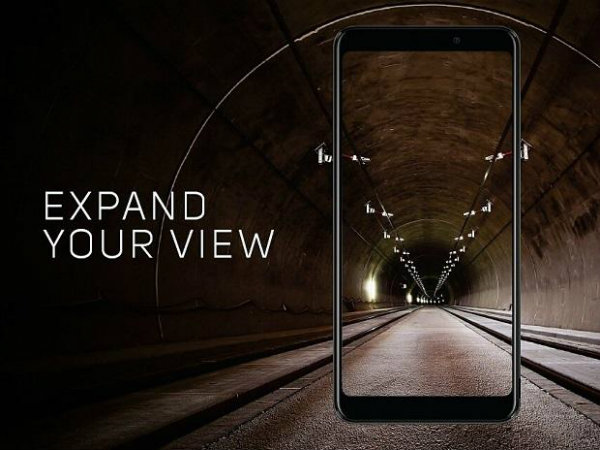 Micromax unveils Canvas Infinity with 18:9 aspect ratio