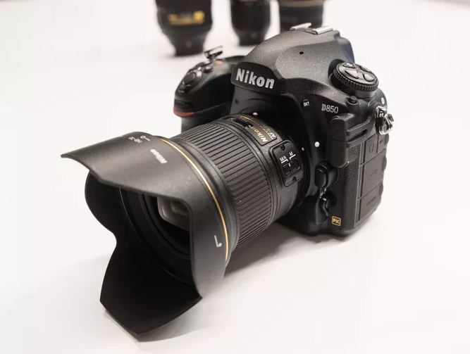 Nikon launches 45.7-megapixel D850 camera