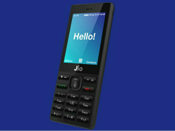 Reliance Jio Phone Booking Online Begins Today