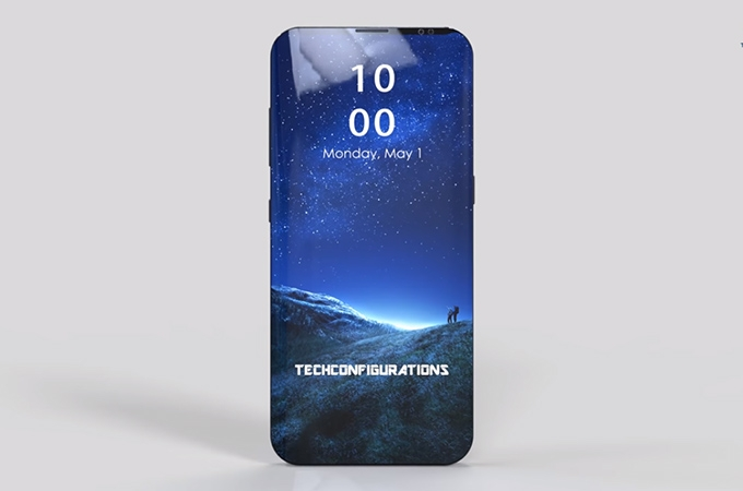 Samsung Galaxy Note 8 unveiled