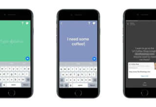 WhatsApp Colored Text Status Update