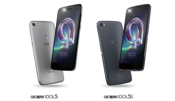 Alcatel Idol 5 and Idol 5S