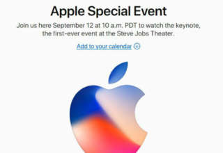 Apple special September event-iPhone X