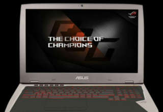 Asus ROG G701gaming laptop