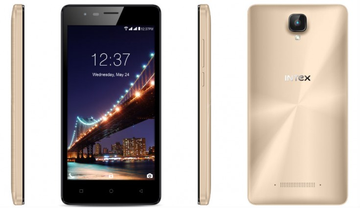 Intex Aqua Lions 2 smartphone launched at Rs 4599
