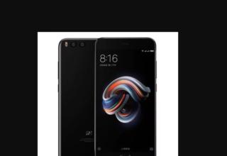 Xiaomi Mi Note 3 4G Phablet