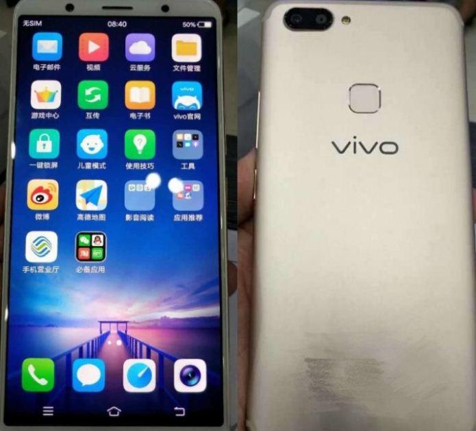 Vivo-X20