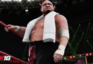 WWE 2K18 PC Release date