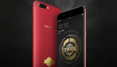 oppo R11 king of glory edition