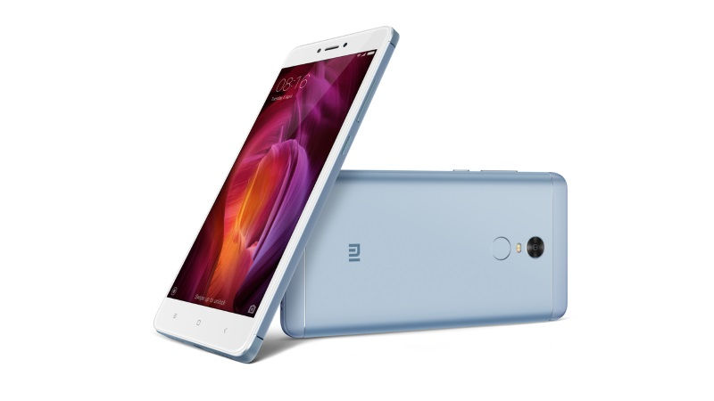 Xiaomi launches 'Lake Blue' color variant for the Redmi Note 4