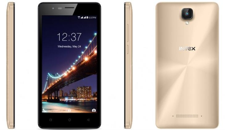 Intex Aqua Lions X1+ and X1 with shatterproof displays launched in India