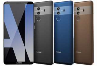 Huawei Mate 10 Pro Release Date