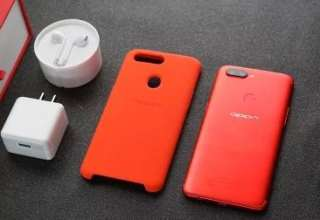 OPPO-R11S-Special-Red-Variant