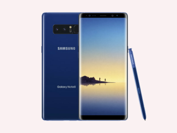 Androidcommunity Samsung Galaxy Note 8 Deep Sea Blue Color Variant Coming To The US And Other Markets