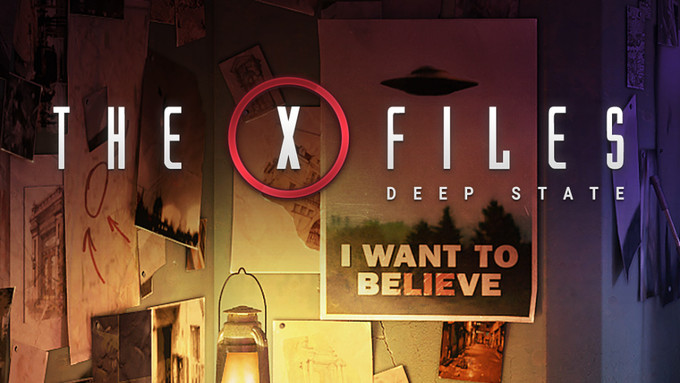 The X-Files: Deep State mobile game is coming in 2018
