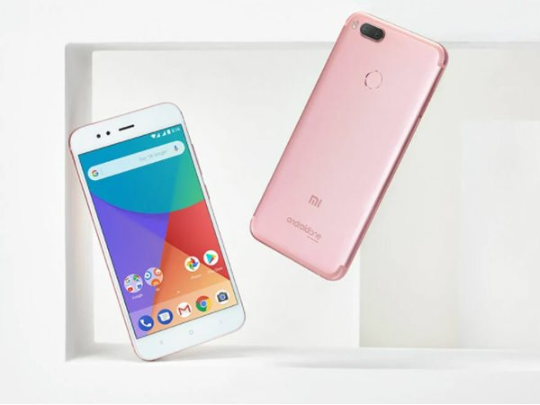 Xiaomi Mi A1 Rose Gold colour variant launched at Rs 14999
