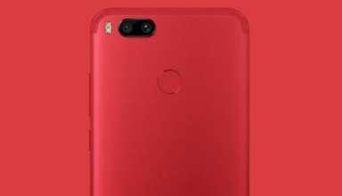 Xiaomi-Mi-A1-Red