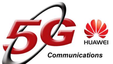 Huawei 5G phones