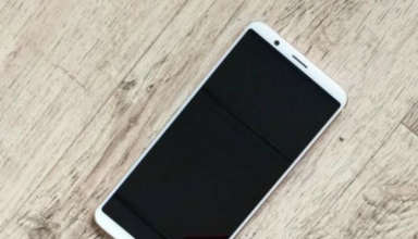 OnePlus 5T white color