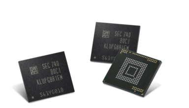 Samsung 512GB UFS