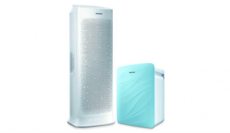 Samsung Air purifier AX 7000 and AX 3000
