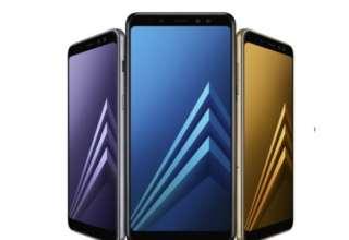 Samsung Galaxy A8 (2018) series