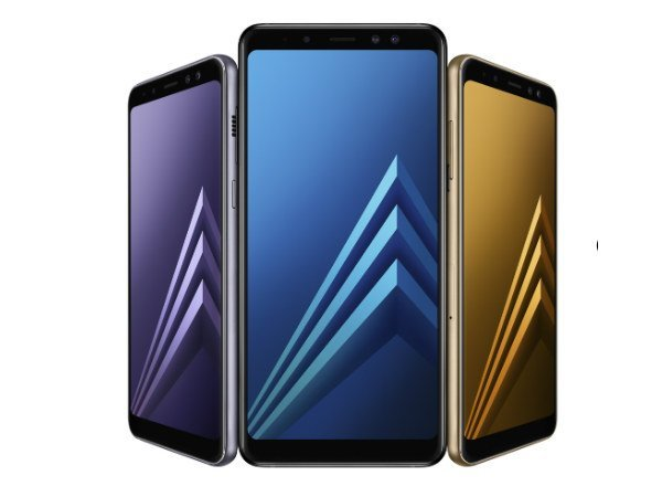 Samsung Galaxy A8 (2018) series