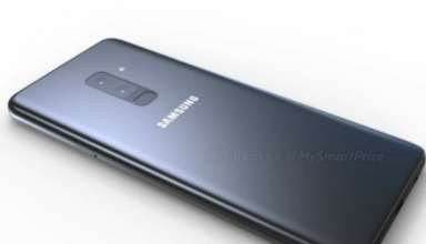 Samsung Galaxy S9+ image via MySmartPrice