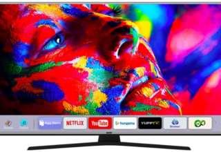 Sanyo 4K smart TV