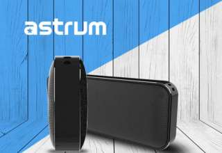Astrum Bluetooth speakers