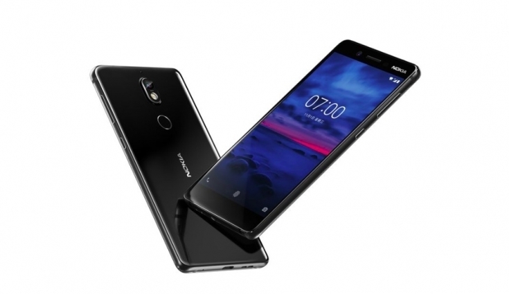 Nokia 6 (2018) announced with thin bezels and bothie camera