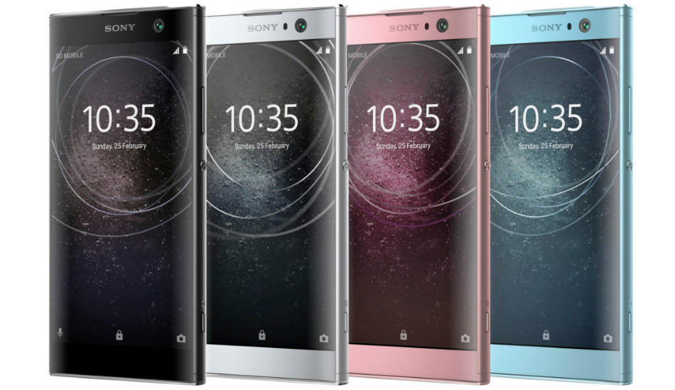 Sony Xperia XA2, XA2 Ultra, and L2 press renders leak